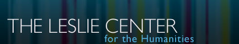 Leslie Center for the Humanities logo