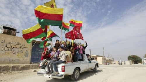 The Kurdish Liberation Movement