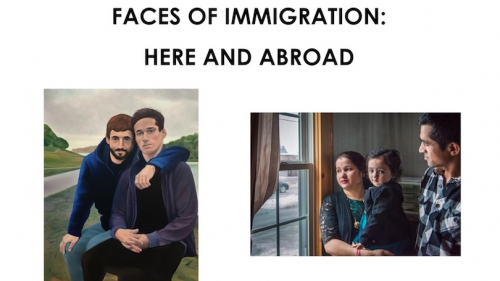 Faces of Immigration