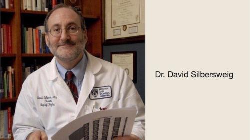 Dr. David Silberweig