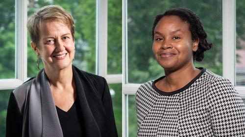 Susan Brison and Shatema Threadcraft
