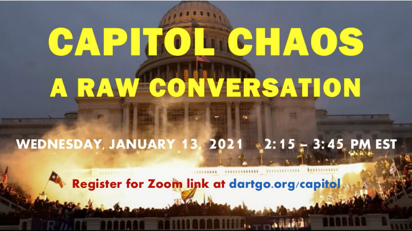 Capital Chaos Poster