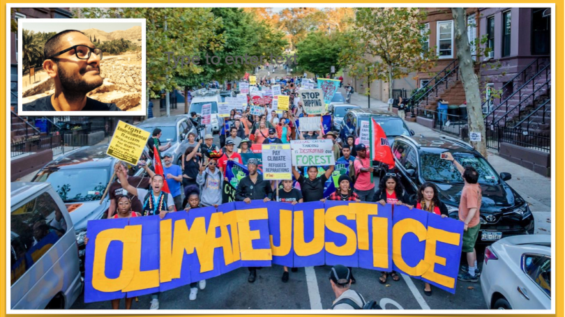 Climate justice image